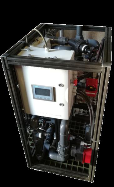 Basé sur un échangeur à plaque, Evoprocess affiche une performance optimisée pour les piscines et process industriels.