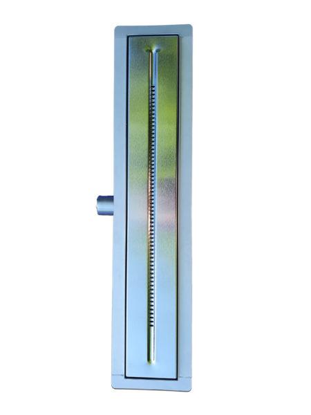 Conçu pour remplacer votre drain de douche, il intègre un récupérateur de chaleur. Il est conçu pour les douches à l'italienne.