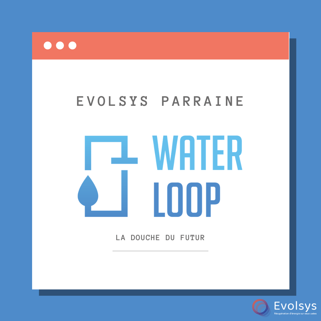 Waterloop la douche du futur